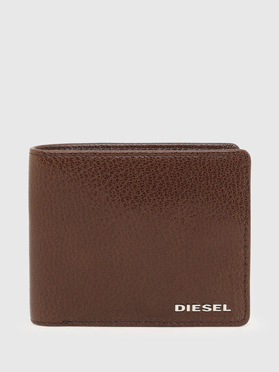 Diesel - HIRESH S, Braun - Kleine Portemonnaies - Image 1