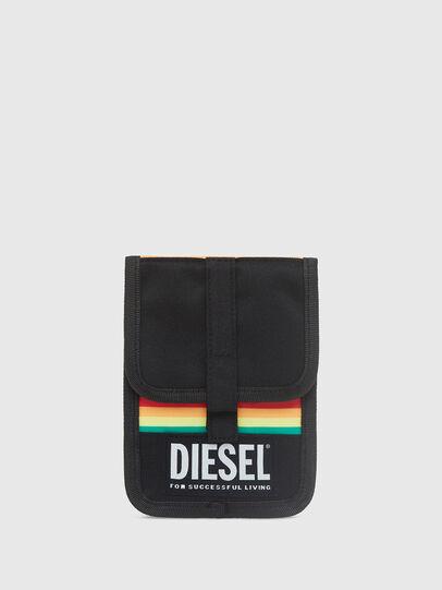Diesel - BBAG-POCK-P, Schwarz - Bademode-Accessoires - Image 1