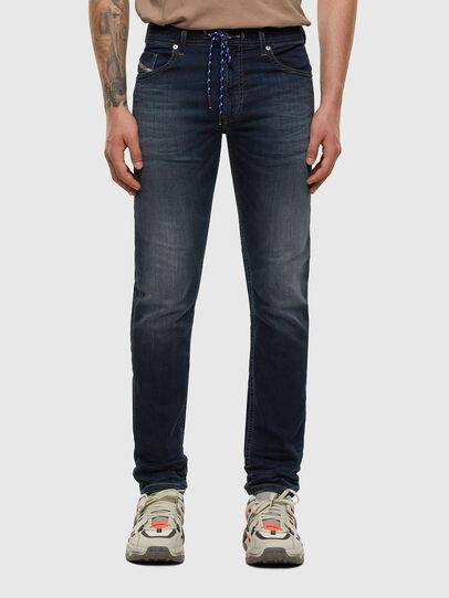 Diesel - Thommer JoggJeans® 069NE, Dunkelblau - Jeans - Image 1
