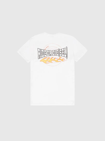 Diesel - US-T-WORKY-MOHI,  - T-Shirts - Image 2