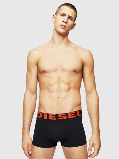 Diesel - UMBX-SHAWNTHREEPACK, Brillantschwarz - Boxershorts - Image 2