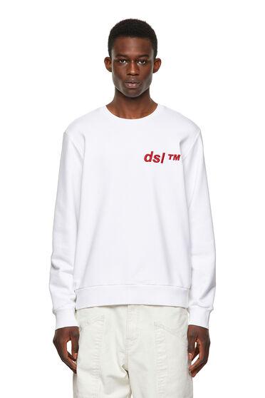 Green Label Sweatshirt mit DSL™-Logo