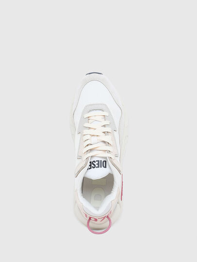 Diesel - S-SERENDIPITY LC W, Weiss/Rosa - Sneakers - Image 4