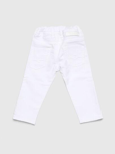 Diesel - KROOLEY JOGGJEANS-B-N, Weiß - Jeans - Image 2