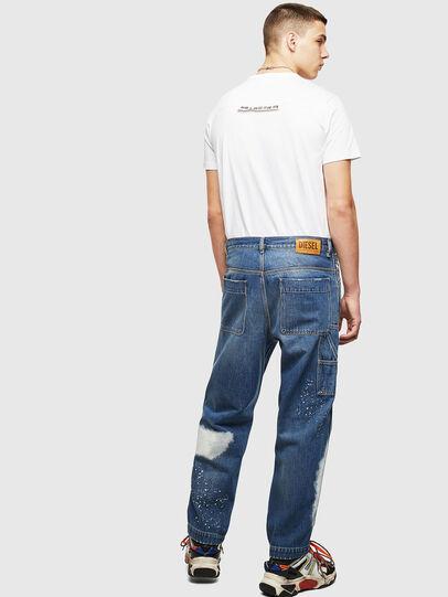 Diesel - D-Franky 009CB, Mittelblau - Jeans - Image 2