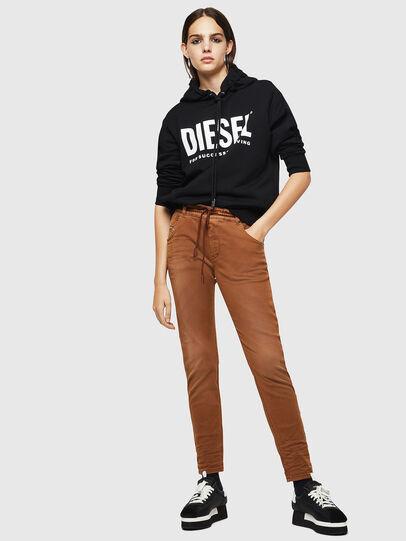 Diesel - Krailey JoggJeans 0670M, Braun - Jeans - Image 5