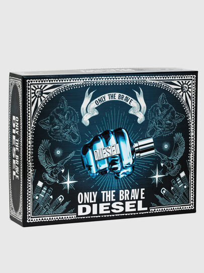 Diesel - ONLY THE BRAVE 75ML GIFT SET, Blau/Weiß - Only The Brave - Image 2