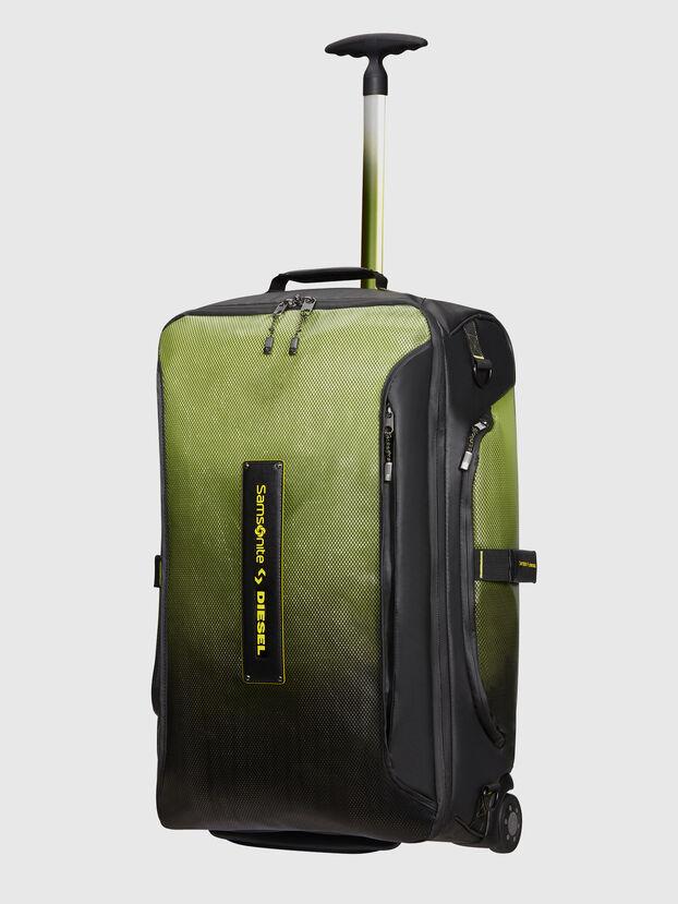 KA2*69009 - PARADIVE, Schwarz/Gelb - Reisetaschen mit Rollen
