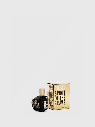 Diesel - SPIRIT OF THE BRAVE 35ML, Schwarz/Gold - Only The Brave - Image 1
