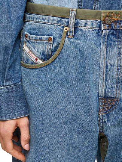 Diesel - DxD-P3 0CBBI, Hellblau - Jeans - Image 3