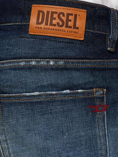Diesel - D-Vider 0092I, Dunkelblau - Jeans - Image 4