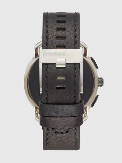 Diesel - DT2014, Schwarz/Silber - Smartwatches - Image 2