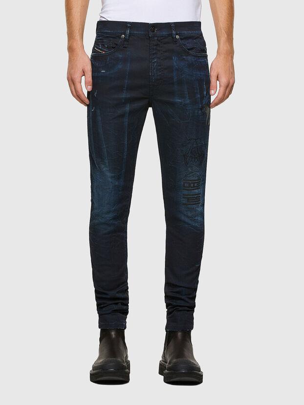 D-Reeft JoggJeans 069RB, Dunkelblau - Jeans