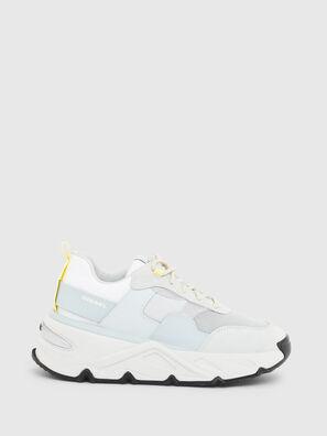 S-HERBY LOW, Weiß/Blau - Sneakers