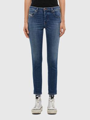 Babhila 009JK, Mittelblau - Jeans