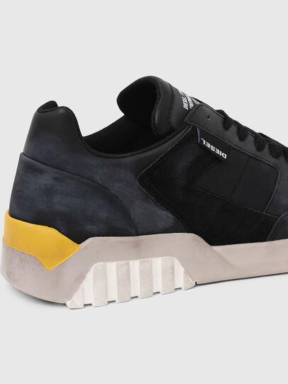 Diesel - S-RUA LOW90, Blau/Schwarz - Sneakers - Image 5