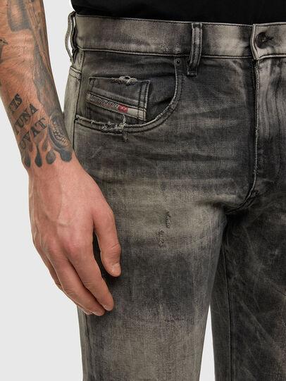 Diesel - D-Strukt 009EV, Schwarz/Dunkelgrau - Jeans - Image 3