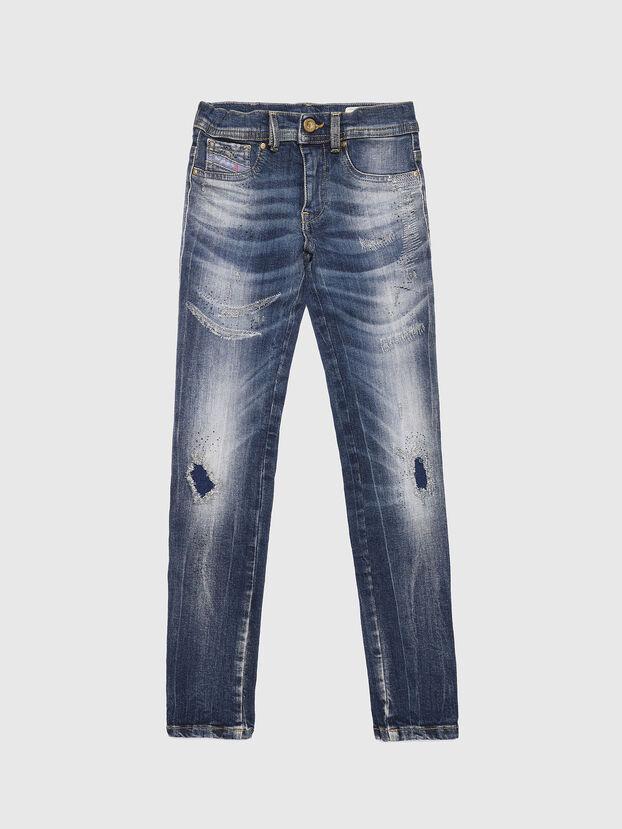 DHARY-J, Jeansblau - Jeans