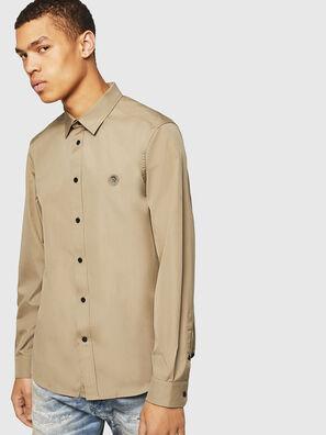 S-BILL, Armeegrün - Hemden