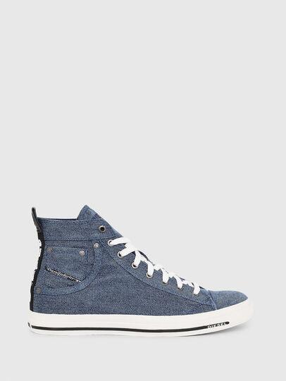 Diesel - EXPOSURE I, Jeansblau - Sneakers - Image 1