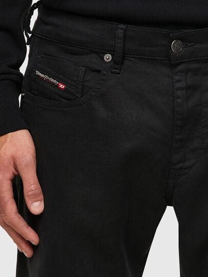 Diesel - D-Strukt JoggJeans® 069NC, Schwarz/Dunkelgrau - Jeans - Image 4