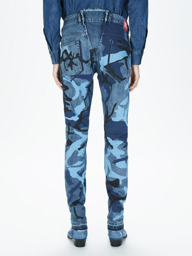 Diesel - SOPKN01, Blau Meliert - Jeans - Image 4