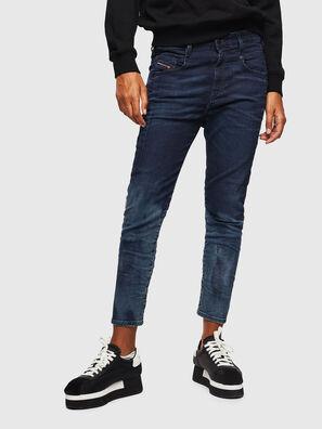 Fayza JoggJeans 069KC, Dunkelblau - Jeans