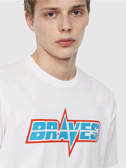 Diesel - T-JUST-YB,  - T-Shirts - Image 3