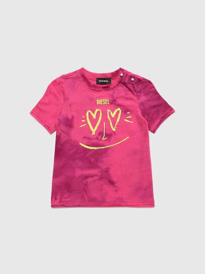 Diesel - TINTDB, Rosa - T-Shirts und Tops - Image 1
