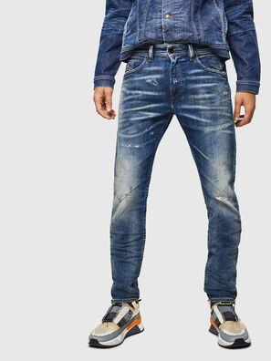 Thommer JoggJeans 0870Q, Mittelblau - Jeans