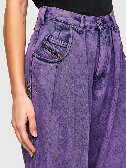 Diesel - D-Concias 009RR, Violett - Jeans - Image 3