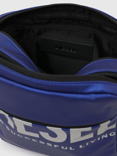 Diesel - F-BOLD DOUBLECROSS I, Blau - Schultertaschen - Image 4