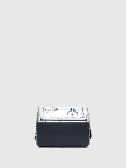 Diesel - CL - YBYS S CNY, Silber - Schultertaschen - Image 2