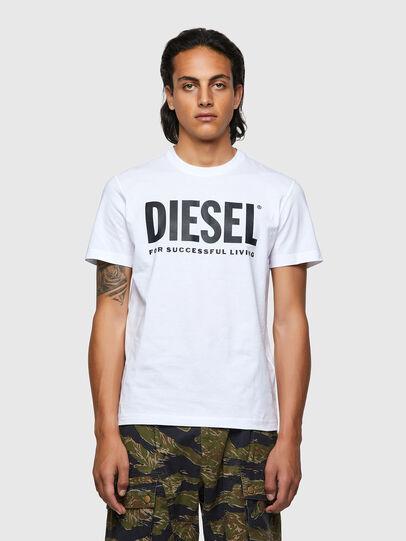 Diesel - T-DIEGOS-ECOLOGO, Weiß - T-Shirts - Image 1