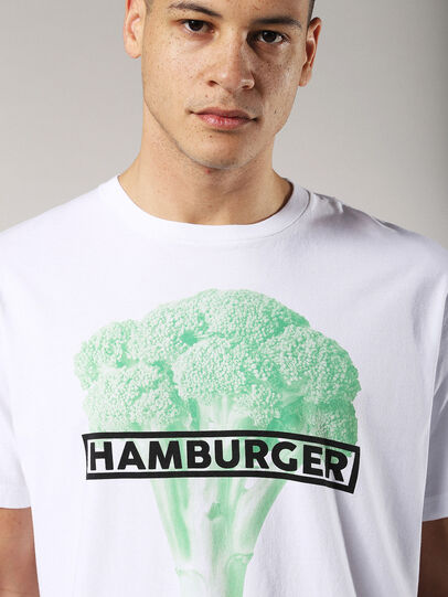 Diesel - T-JUST-SO,  - T-Shirts - Image 5