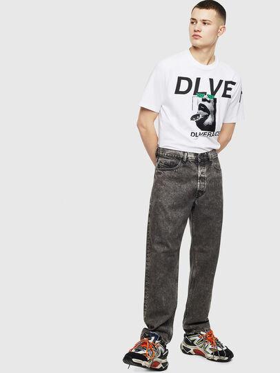 Diesel - T-JUST-T21,  - T-Shirts - Image 7