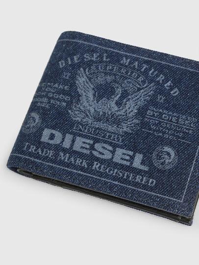 Diesel - HIRESH S, Jeansblau - Kleine Portemonnaies - Image 4