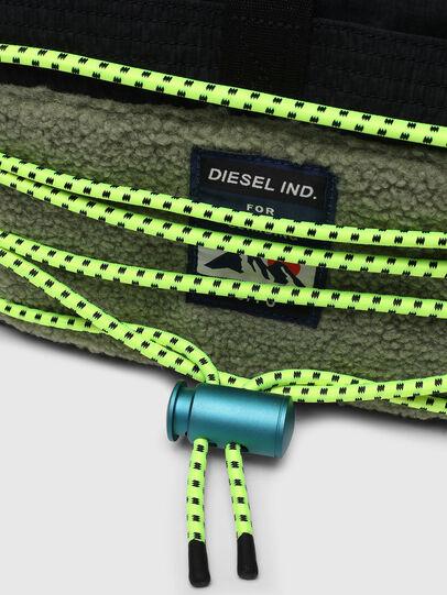 Diesel - ROEDER, Schwarz/Grün - Schultertaschen - Image 5