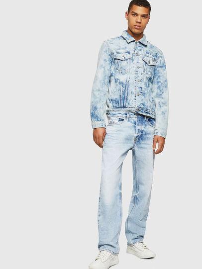 Diesel - D-Kodeck 0078C, Hellblau - Jeans - Image 5