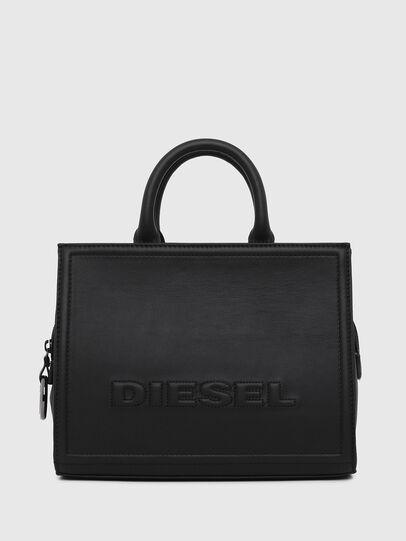 Diesel - PIRITE, Schwarz - Satchel Bags und Handtaschen - Image 1
