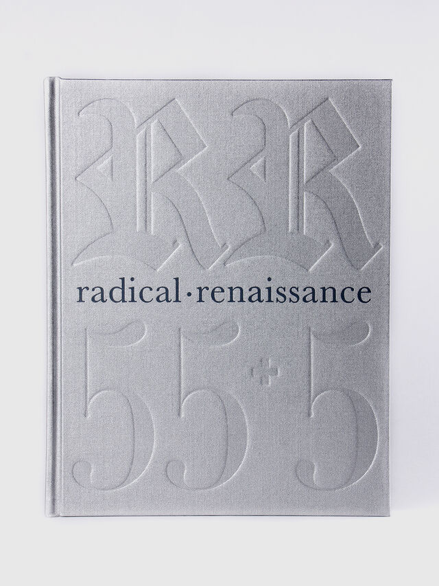 Diesel - Radical Renaissance 55+5 (signed by RR), Grau - Weitere Accessoires - Image 1