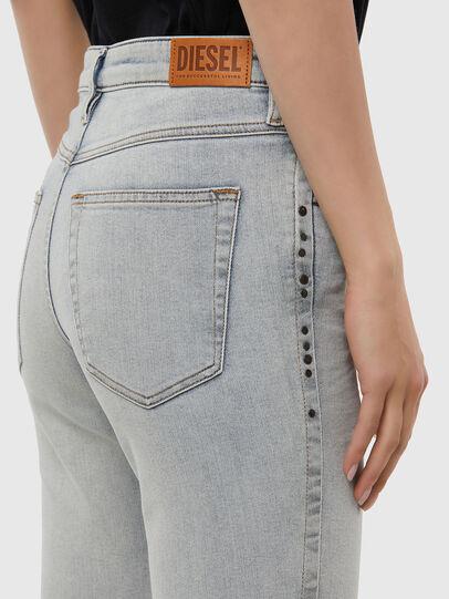 Diesel - Babhila 009JL, Hellblau - Jeans - Image 4
