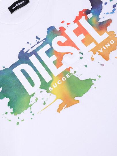 Diesel - TDOSKY, Weiß - T-Shirts und Tops - Image 3