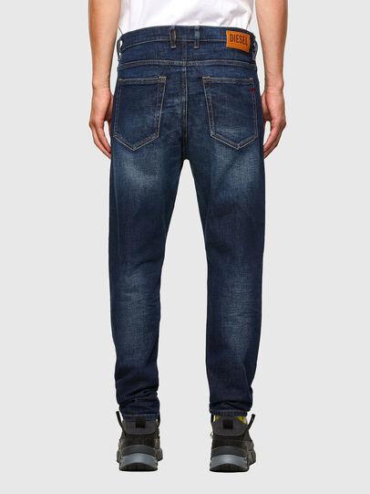 Diesel - D-Vider 009GQ, Dunkelblau - Jeans - Image 2