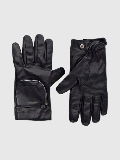 Diesel - GIRAGE, Schwarz - Handschuhe - Image 1