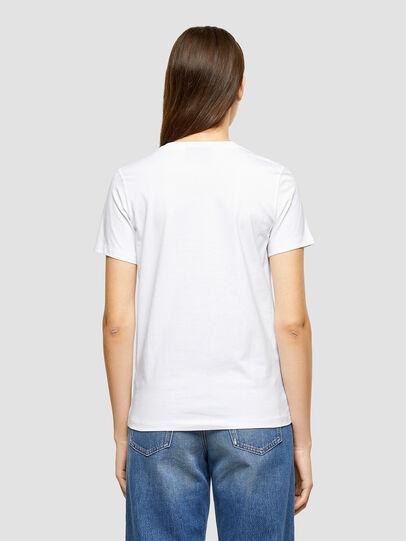 Diesel - T-SILY-K9, Weiß - T-Shirts - Image 2