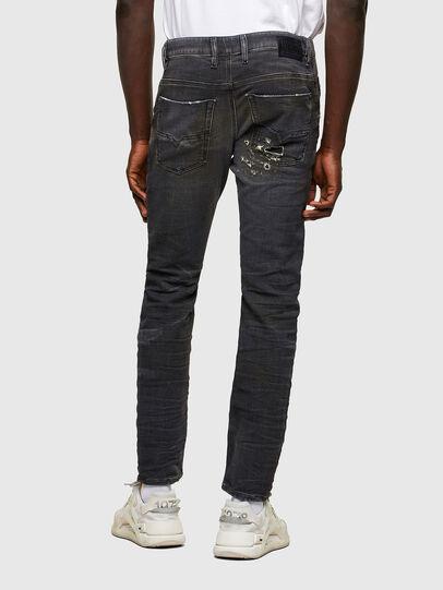 Diesel - Krooley JoggJeans® 069SX, Schwarz/Dunkelgrau - Jeans - Image 2