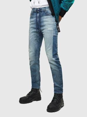 D-Vider JoggJeans 069JZ, Hellblau - Jeans