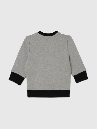 Diesel - SALLOB-R, Grau - Sweatshirts - Image 2