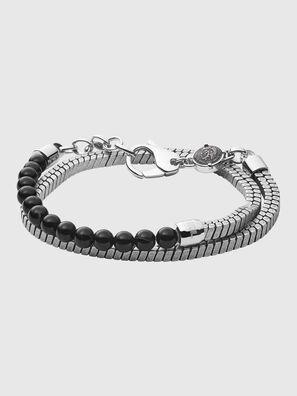 DX1239, Silber/Schwarz - Armbänder